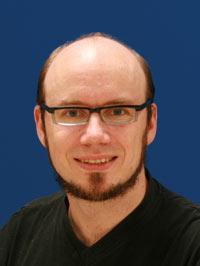 Personenbild Herr Bastan Melsheimer