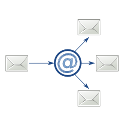 Funktionsverteiler schematisch