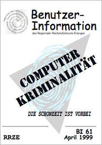 Abbildung der Titelseite Benutzerinformation 61
