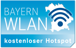 Logo Bayern WLAN