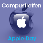 Apple-Day am 18. Juli 2019 am RRZE, 10 – 16 Uhr