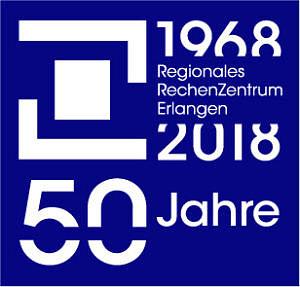 1968 bis 2018 50 Jahre RRZE