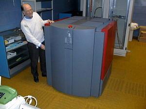 Vektorrechner Cray Y-MP/EL 512/2