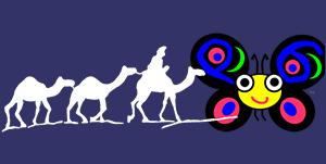 Perl-Karawane-Logo