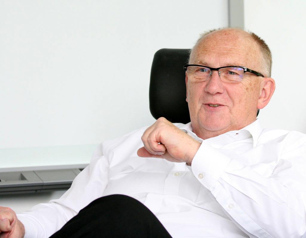 Dr. Gerhard Hergenröder, Technischer Direktor des RRZE (1.1.2000 - 31.7.2020)